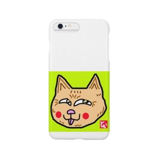 年寄りねこモン♡ Smartphone cases