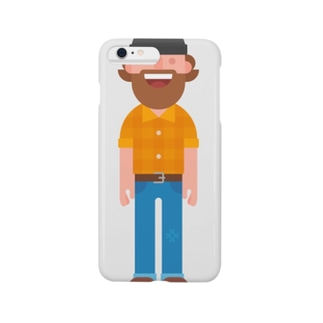 おっちゃん Smartphone cases