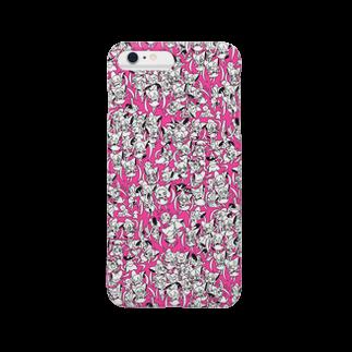 MAYAのXennaダンス!ピンク Smartphone cases