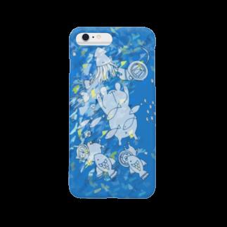 shirokumasaanの海中お散歩( iPhone 6/6s, iPhone 6/6s Plus) Smartphone cases