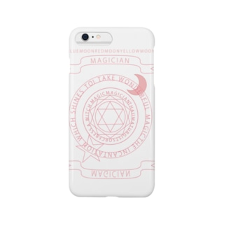 魔法陣6 Smartphone cases