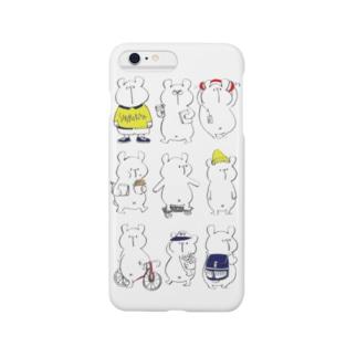 シティーボーイ(iPhone 6/6s, iPhone 6/6s Plus) Smartphone cases