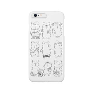 シティーボーイ シンプル(iPhone 6/6s, iPhone 6/6s Plus) Smartphone cases