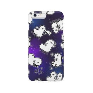 とりいもむし(宇宙) Smartphone cases