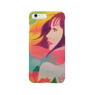 Yuko -traveling- Smartphone cases