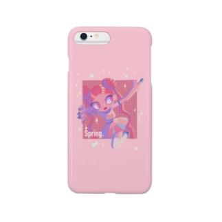 Spring. Smartphone cases