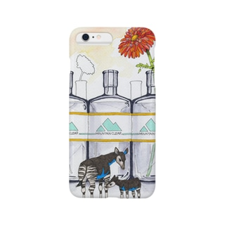 flower in a bottle Smartphone cases