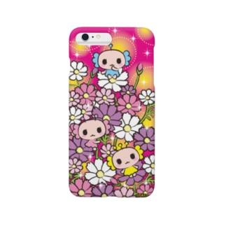 うぱ三兄弟 コスモス Smartphone cases