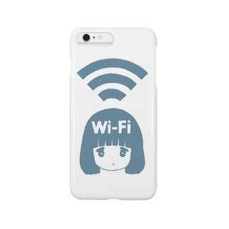 Wi-Fiちゃん Smartphone cases