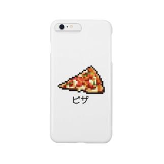 ピザ Smartphone cases