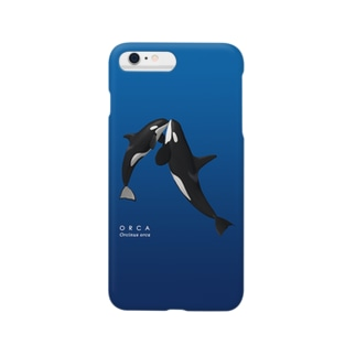 シャチ #1 Smartphone cases