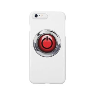 起動ボタン Smartphone cases