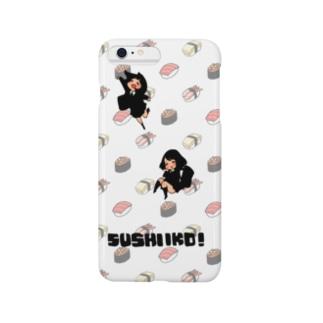 すしいこ! Smartphone cases