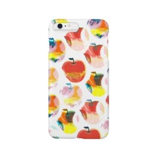 よりどりリンゴ Smartphone cases