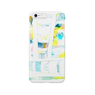 絵の具セット(iPhone 6/6s, iPhone 6/6s Plus) スマートフォンケース