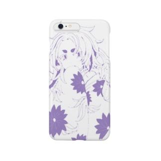 麻呂眉 Smartphone cases