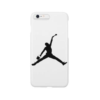冗談_Brushman Smartphone cases