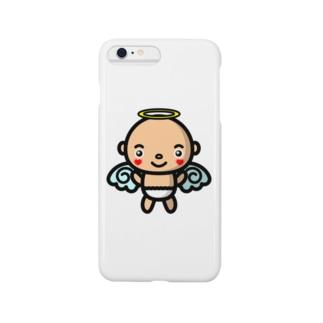 ANGEL BOY スマートフォンケース