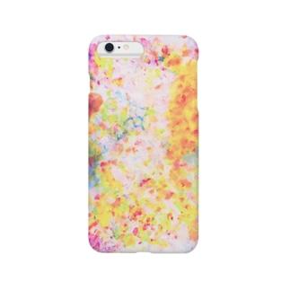 木佐木 星の春朧(はるおぼろ) Smartphone cases