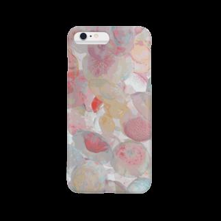 ☆自由屋本舗☆   SurrealismDifferentWorld   の海月 iPhone カバー Smartphone cases