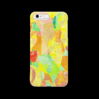 shirokumasaanの春の木漏れ日 Smartphone cases