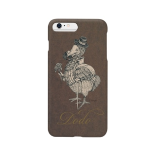 Wonderland TeaParty pm3:00 Dodoの花束 Smartphone cases