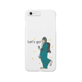 Let's Go Smartphone cases