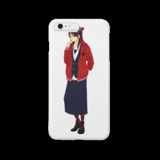 高瀬彩のJK:nana 1 スマートフォンケース