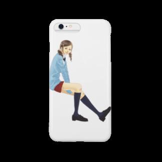 高瀬彩のJK:yuki 1 スマートフォンケース