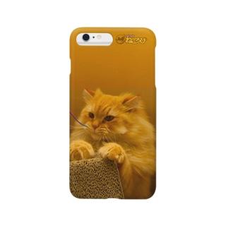 茶々丸iPhoneケース Smartphone cases