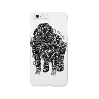"""Animalia Kinky """" Black Gorilla """" Smartphone cases"""