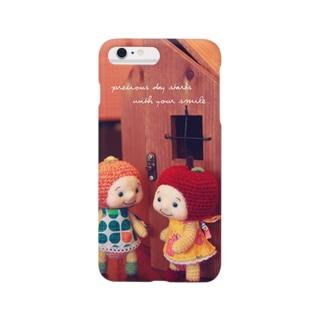 Minamin*-フルリちゃん② Smartphone cases