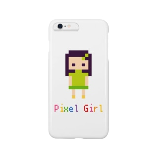 PixelGirl スマートフォンケース
