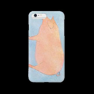 Hitomi-Inoueのぶた Smartphone cases