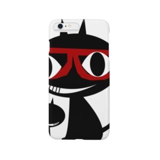キャッティ(オフィシャル)ネコ好き集まれ!!のこれがキャッティだ!! Smartphone cases