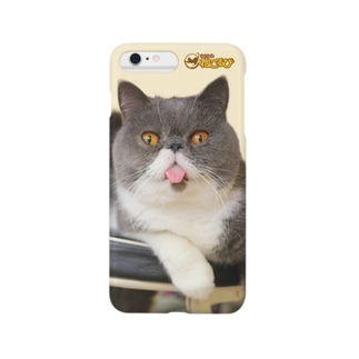 きよもりiPhoneケース Smartphone cases