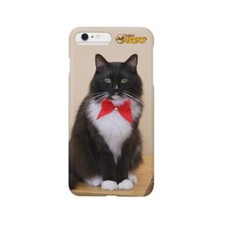 フィガロiPhoneケース Smartphone cases