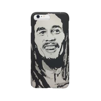 ボブマーリー Smartphone cases