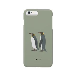 キングペンギン Smartphone cases