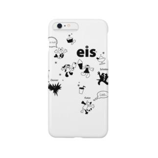 アイス Smartphone cases