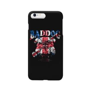 ブリティッシュブルドッグ Smartphone cases