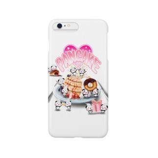 ふわふわパンケーキ Smartphone cases
