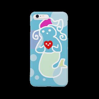 dorochanの人魚 Smartphone cases