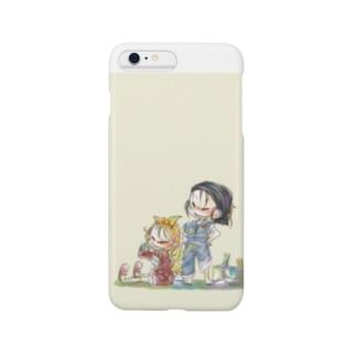 楽描き Smartphone cases