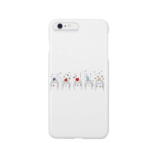 ねご Smartphone cases