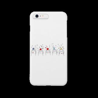 ぽんのねご Smartphone cases