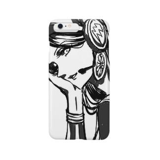 DJおねえさん Smartphone cases