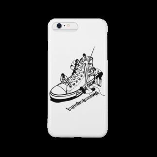 LUCHAのLUCHAの靴屋 Smartphone cases