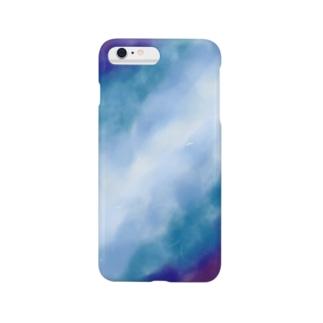 宇宙(ギャラクシー) Smartphone cases