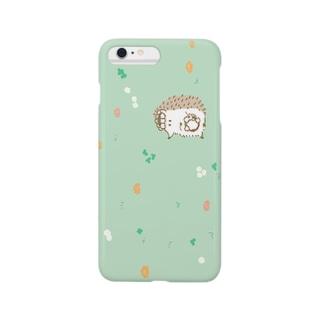 シロツメクサの王冠 Smartphone cases